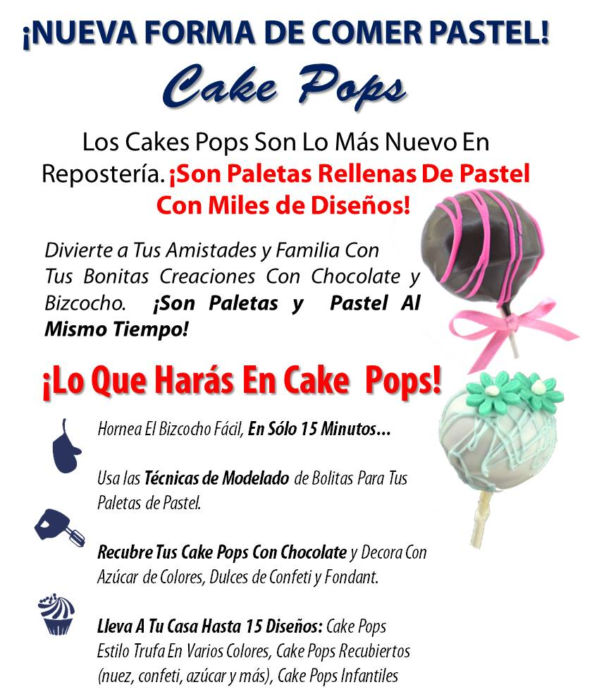 cake pops puebla
