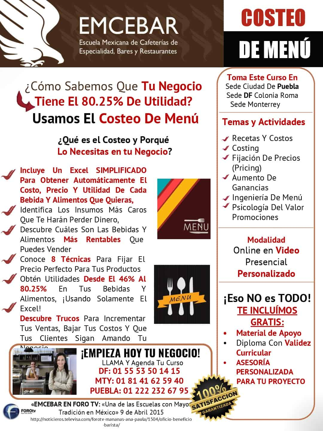 costeo-de-menu